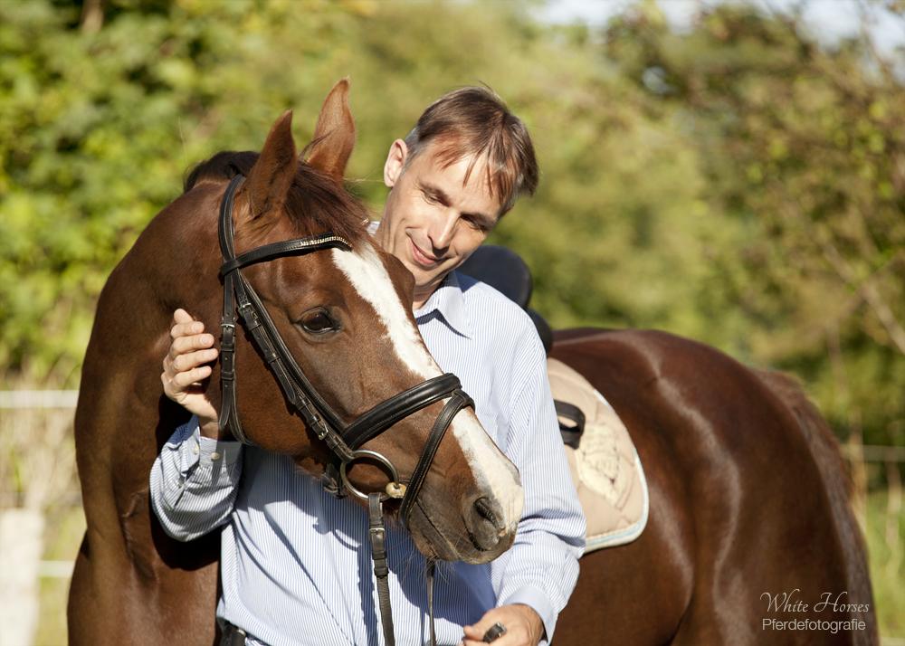 Thorsten Hinrichs gründete die Firma HIT-Aktivstall und ist Förderer und Partner der GWP. Foto: privat