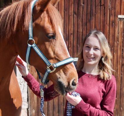 GWP-Förderpreisträgerin 2021, Alina Michler.